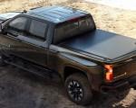 2021 Chevrolet Silverado HD Carhartt Special Edition Rear Three-Quarter Wallpapers 150x120 (2)