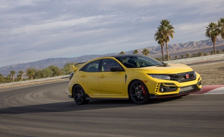 2021 Honda Civic Type R Limited Edition Wallpapers HD