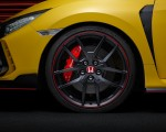 2021 Honda Civic Type R Limited Edition Wheel Wallpapers 150x120 (7)