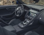 2021 Jaguar F-TYPE P300 Convertible RWD (Color: Bluefire) Interior Wallpapers 150x120 (18)