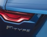 2021 Jaguar F-TYPE P300 Convertible RWD (Color: Bluefire) Tail Light Wallpapers 150x120 (13)