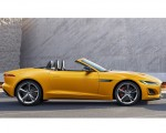 2021 Jaguar F-TYPE P300 Convertible Side Wallpapers 150x120 (19)