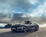 2021 Jaguar F-TYPE P300 Coupe RWD (Color: Eiger Grey) Front Three-Quarter Wallpapers 150x120 (11)
