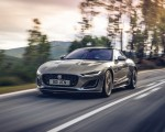 2021 Jaguar F-TYPE P300 Coupe RWD (Color: Eiger Grey) Front Three-Quarter Wallpapers 150x120 (2)