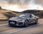 2021 Jaguar F-TYPE P300 Coupe RWD (Color: Eiger Grey) Front Three-Quarter Wallpapers 150x120 (1)