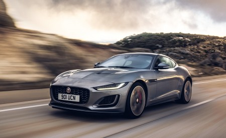 2021 Jaguar F-TYPE P300 Coupe Wallpapers & HD Images