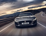 2021 Jaguar F-TYPE P300 Coupe RWD (Color: Eiger Grey) Front Wallpapers 150x120 (6)
