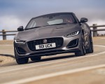 2021 Jaguar F-TYPE P300 Coupe RWD (Color: Eiger Grey) Front Wallpapers 150x120 (5)