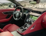 2021 Jaguar F-TYPE P300 Coupe RWD (Color: Eiger Grey) Interior Cockpit Wallpapers 150x120 (18)