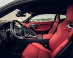 2021 Jaguar F-TYPE P300 Coupe RWD (Color: Eiger Grey) Interior Front Seats Wallpapers 150x120 (19)