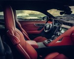 2021 Jaguar F-TYPE P300 Coupe RWD (Color: Eiger Grey) Interior Wallpapers 150x120 (17)