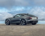 2021 Jaguar F-TYPE P300 Coupe RWD (Color: Eiger Grey) Rear Three-Quarter Wallpapers 150x120 (13)