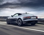 2021 Jaguar F-TYPE P300 Coupe RWD (Color: Eiger Grey) Rear Three-Quarter Wallpapers 150x120 (7)