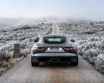 2021 Jaguar F-TYPE P300 Coupe RWD (Color: Eiger Grey) Rear Wallpapers 150x120 (15)