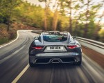 2021 Jaguar F-TYPE P300 Coupe RWD (Color: Eiger Grey) Rear Wallpapers 150x120 (8)