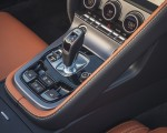 2021 Jaguar F-TYPE R-Dynamic P450 Convertible RWD (Color: Fuji White) Central Console Wallpapers 150x120 (30)