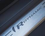 2021 Jaguar F-TYPE R-Dynamic P450 Convertible RWD (Color: Fuji White) Door Sill Wallpapers 150x120 (24)