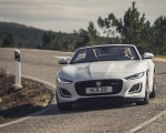 2021 Jaguar F-TYPE R-Dynamic P450 Convertible RWD (Color: Fuji White) Front Wallpapers 150x120 (13)