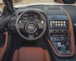 2021 Jaguar F-TYPE R-Dynamic P450 Convertible RWD (Color: Fuji White) Interior Cockpit Wallpapers 150x120 (27)