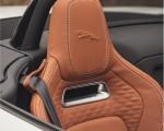 2021 Jaguar F-TYPE R-Dynamic P450 Convertible RWD (Color: Fuji White) Interior Seats Wallpapers 150x120 (26)