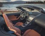 2021 Jaguar F-TYPE R-Dynamic P450 Convertible RWD (Color: Fuji White) Interior Wallpapers 150x120 (28)