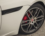 2021 Jaguar F-TYPE R-Dynamic P450 Convertible RWD (Color: Fuji White) Wheel Wallpapers 150x120 (20)