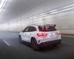 2021 Mercedes-AMG GLA 45 Rear Three-Quarter Wallpapers 150x120 (7)