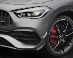 2021 Mercedes-AMG GLA 45 S 4MATIC+ (Color: Magno Grey) Detail Wallpapers 150x120 (16)