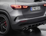 2021 Mercedes-AMG GLA 45 S 4MATIC+ (Color: Magno Grey) Detail Wallpapers 150x120 (17)