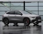 2021 Mercedes-AMG GLA 45 S 4MATIC+ (Color: Magno Grey) Front Three-Quarter Wallpapers 150x120 (9)