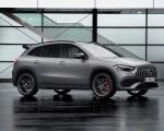 2021 Mercedes-AMG GLA 45 S 4MATIC+ (Color: Magno Grey) Front Three-Quarter Wallpapers 150x120 (11)