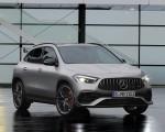 2021 Mercedes-AMG GLA 45 S 4MATIC+ (Color: Magno Grey) Front Three-Quarter Wallpapers 150x120 (10)