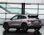 2021 Mercedes-AMG GLA 45 S 4MATIC+ (Color: Magno Grey) Rear Three-Quarter Wallpapers 150x120 (7)
