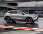 2021 Mercedes-AMG GLA 45 S 4MATIC+ (Color: Magno Grey) Side Wallpapers 150x120 (48)