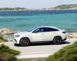 2021 Mercedes-AMG GLE 63 S 4MATIC+ Coupe (Color: Diamond White) Front Three-Quarter Wallpapers 150x120 (2)