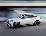 2021 Mercedes-AMG GLE 63 S 4MATIC+ Coupe (Color: Diamond White) Front Three-Quarter Wallpapers 150x120 (3)