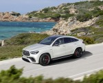 2021 Mercedes-AMG GLE 63 S 4MATIC+ Coupe (Color: Diamond White) Front Three-Quarter Wallpapers 150x120 (4)