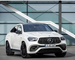 2021 Mercedes-AMG GLE 63 S 4MATIC+ Coupe (Color: Diamond White) Front Wallpapers 150x120 (12)