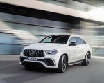 2021 Mercedes-AMG GLE 63 S 4MATIC+ Coupe (Color: Diamond White) Front Wallpapers 150x120 (5)