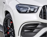 2021 Mercedes-AMG GLE 63 S 4MATIC+ Coupe (Color: Diamond White) Headlight Wallpapers 150x120 (20)