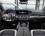 2021 Mercedes-AMG GLE 63 S 4MATIC+ Coupe (Color: Diamond White) Interior Cockpit Wallpapers 150x120 (25)