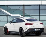 2021 Mercedes-AMG GLE 63 S 4MATIC+ Coupe (Color: Diamond White) Rear Three-Quarter Wallpapers 150x120 (13)