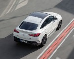 2021 Mercedes-AMG GLE 63 S 4MATIC+ Coupe (Color: Diamond White) Rear Wallpapers 150x120 (9)