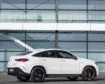 2021 Mercedes-AMG GLE 63 S 4MATIC+ Coupe (Color: Diamond White) Side Wallpapers 150x120 (14)