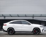2021 Mercedes-AMG GLE 63 S 4MATIC+ Coupe (Color: Diamond White) Side Wallpapers 150x120 (15)