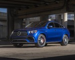 2021 Mercedes-AMG GLE 63 S Coupe (US-Spec) Front Three-Quarter Wallpapers 150x120 (13)
