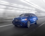 2021 Mercedes-AMG GLE 63 S Coupe (US-Spec) Front Three-Quarter Wallpapers 150x120 (2)