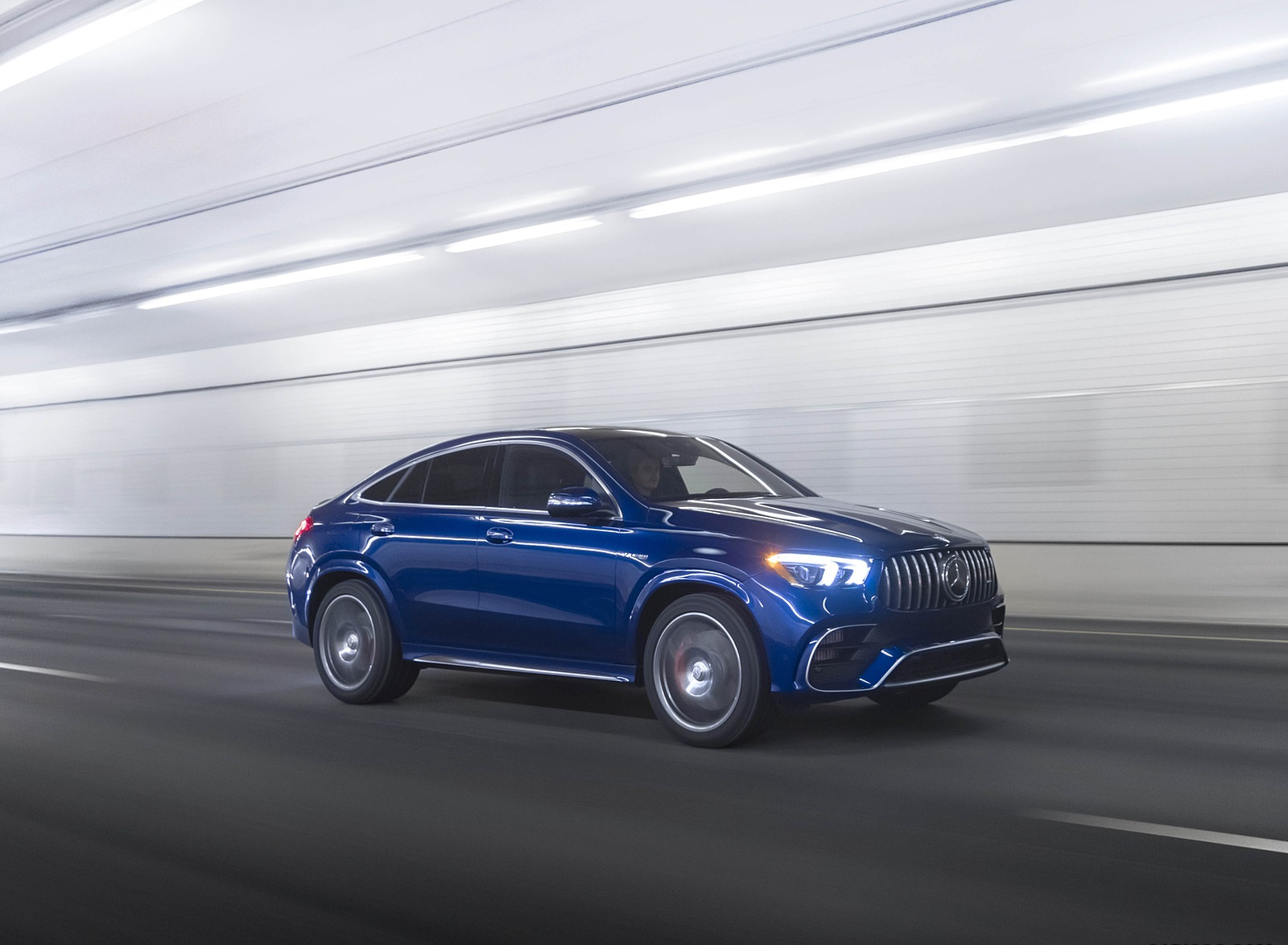 2021 Mercedes-AMG GLE 63 S Coupe (US-Spec) Front Three-Quarter Wallpapers  (3)