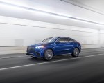 2021 Mercedes-AMG GLE 63 S Coupe (US-Spec) Front Three-Quarter Wallpapers  150x120 (4)