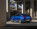 2021 Mercedes-AMG GLE 63 S Coupe (US-Spec) Rear Three-Quarter Wallpapers 150x120 (15)